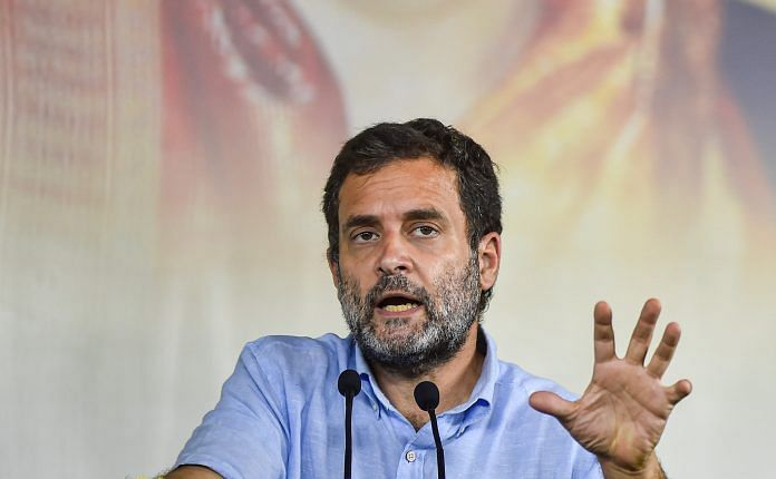 Emergency was a mistake, my grandmother said as much, says Rahul Gandhi