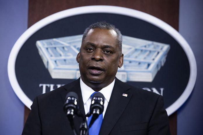 US Defence Secretary Lloyd Austin to visit India next week during first  overseas trip