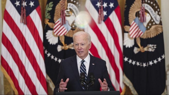 Biden says China's Xi doesn't have a 'democratic bone' in his body