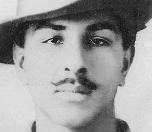 File photo | Bhagat Singh at 21, 1929 | Wikimedia Commons