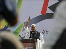 File photo of Abbas Siddiqui at a rally | Facebook:Indian Secular Front