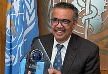 File photo of World Trade Organization Director-General Tedros Adhanom | Twitter