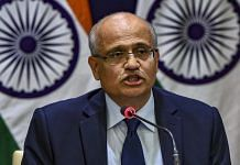 File photo of former foreign secretary Vijay Gokhale | PTI