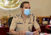 File photo of former Mumbai Police Commissioner Param Bir Singh | ANI