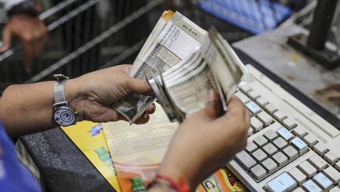 Representative image   An employee counts rupee notes   Dhiraj Singh   Bloomberg