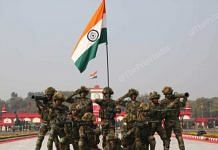 Representational image   Army personnel during the Army Day parade   Photo: Suraj Singh Bisht   ThePrint File Photo