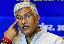 File photo of Union Water Resources Minister Gajendra Singh Shekhawat. | Photo: ANI