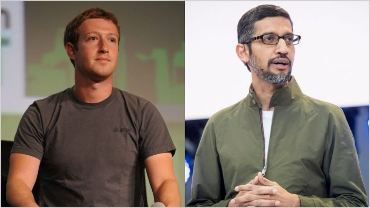 'Your platforms are my biggest fear as a parent' — US Congress grills Facebook, Google CEOs