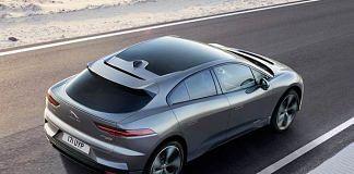 Jaguar's I pace | Jaguar