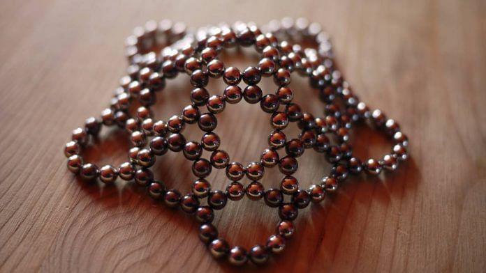 Representational image: Neodymium magnets | Brook Jordan | Flickr
