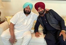 Punjab Chief Minister Amarinder Singh and former minister Navjot Singh Sidhu had their last 'reconciliation meeting' in March | Photo: ANI