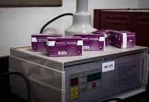 Boxes of Remdisivir anti-viral drug | Photographer: Sima Diab | Bloomberg