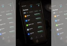 Cryptocurrency exchange | Tiffany Hagler-Geard | Bloomberg
