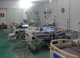 Sardar Vallabhbhai Patel Covid hospital in Delhi, set up by DRDO | By special arrangement