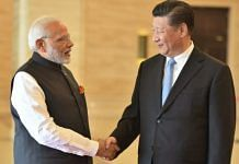 PM Narendra Modi and President Xi Jinping met in Wuhan in April | @PMO/Twitter