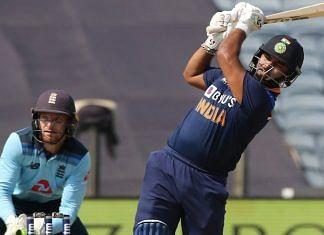 India-England Cricket match (Representational image) | BCCI