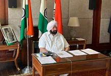 File photo of Punjab Chief Minister Captain Amarinder Singh | Twitter