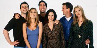 Cast of popular 1990s sitcom 'Friends' | Emmy awards