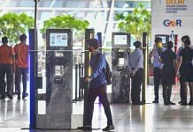 File photo of Indira Gandhi International Airport in New Delhi | PTI
