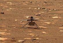 NASA's Ingenuity helicopter on the surface of Mars | NASA/JPL-Caltech/ASU