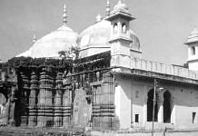 The Gyanvapi Mosque is built allegedly on the remains of a previous iteration of the Kashi Vishwanath Temple in Varanasi | Photo: Commons