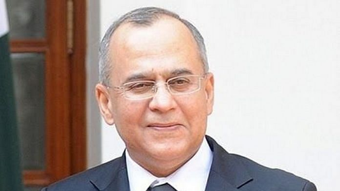 Salman Bashir, Pakistan's former foreign secretary and high commissioner to India | Photo: Twitter