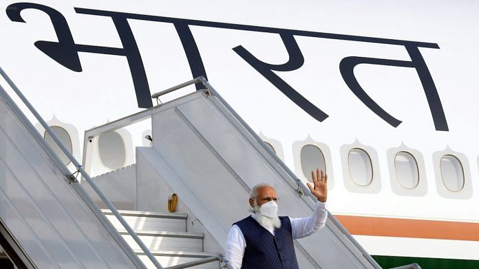 File photo of PM Narendra Modi | PIB