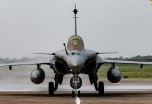 Rafale jet | Image by special arrangement