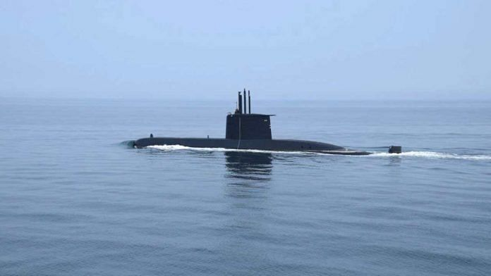 A Type 209 submarine built by Germany (representational image) | Wikipedia