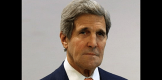 File image of Special Presidential Envoy for Climate John Kerry | Twitter | John Kerry