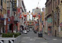 File photo of Lunar New Year decorations at China Town in Melbourne, Victoria state | Photo: Carla Gottgens | Bloomberg