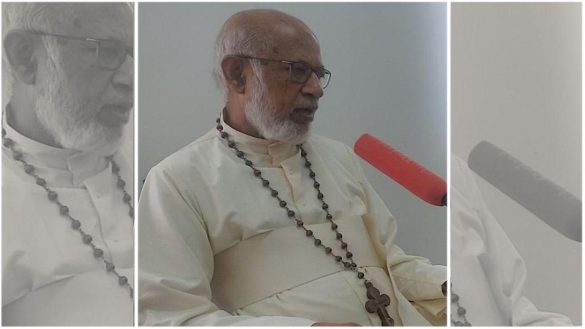 Cardinal George Alencherry, head of the Syro-Malabar Church | Photo: Fatima Aslam Khan/ThePrint