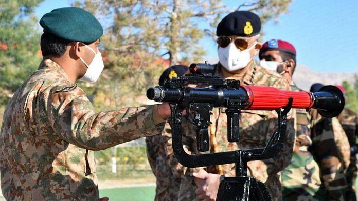 Bajwa and Pakistan Army