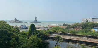 Kanyakumari, the southernmost tip of mainland India | Photo: Revathi Krishnan/ThePrint