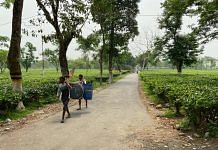 Workers in the 408 tea gardens in the 3 districts of Darjeeling, Alipurduar and Jalpaiguri and their workforce, are key to 16 assembly seats in this part of North Bengal | Photo: Madhuparna Das/ThePrint