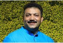 BJP leader Shirish Chaudhari | Facebook/Shirish Chaudhari