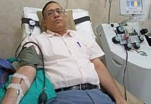 Doctor and CPM candidate Fuad Halim has donated plasma seven times in the past seven months, since recovering from Covid in August last year | Twitter | @fuadhalim