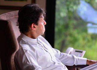 File photo of Pakistan PM Imran Khan | Facebook//ImranKhanOfficial/