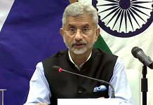 A file photo of External Affairs Minister S. Jaishankar. | Photo: ANI