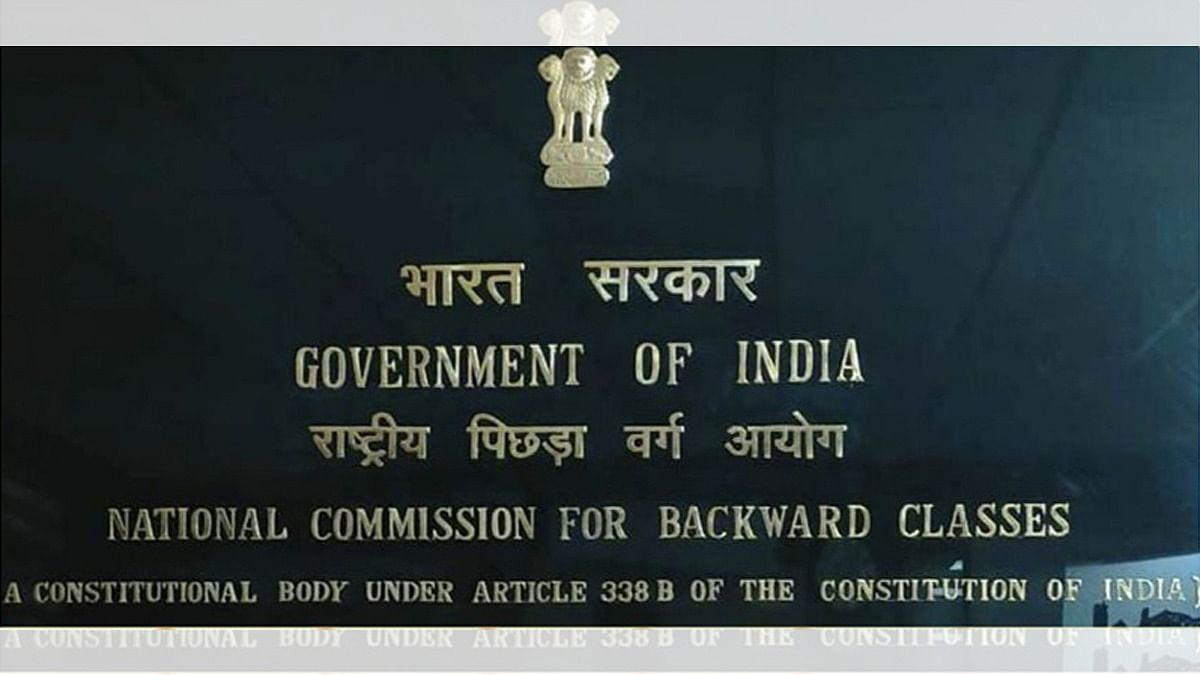 Backward classes panel bats for OBC census, says data will ensure welfare measures reach all