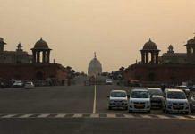 North Block and South Block on Raisina Hill (Representational image) | Photo: Manisha Mondal | ThePrint
