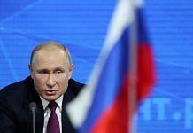 File photo of Russian president Vladimir Putin | Photo: Andrey Rudakov | Bloomberg
