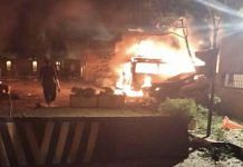 The blast at Serena Hotel, Quetta, killed five people | @IamNaveenKapoor | Twitter