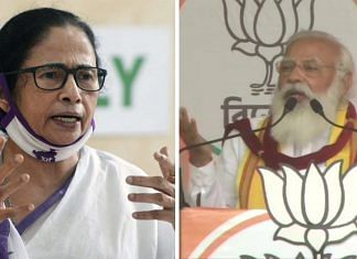 The BJP and the Trinamool are both wooing backward castes in Bengal this election | ANI