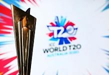 The World T-20 trophy | Photo: icc-cricket website