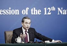 File photo of China's foreign minister Wang Yi | Photographer: Qilai Shen | Bloomberg