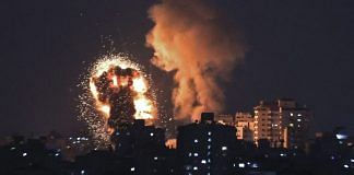 File photo of Israel and Hamas launched air strikes (Representational image) | Photographer: Mahmud Hams/AFP/Getty Images | Bloomberg