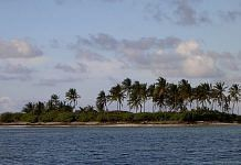 An island in the Lakshadweep archipelago | Wikimedia Commons
