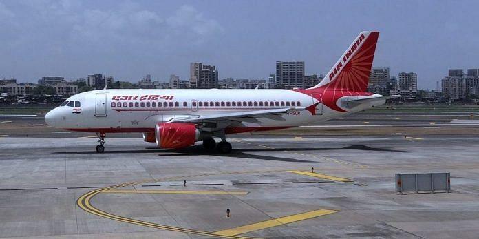 An Air India aircraft | Pixabay