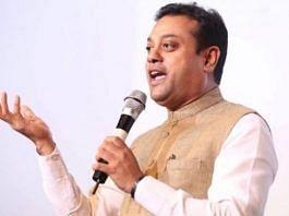 BJP spokesperson Sambit Patra